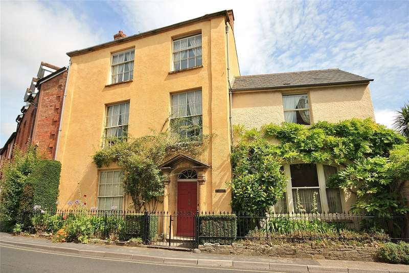 4 Bedrooms End Of Terrace House for sale in Silver Street, Ilminster, Somerset, TA19