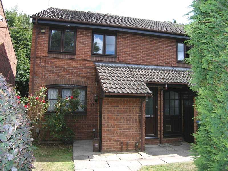 1 Bedroom Maisonette Flat for sale in The Pastures, Oxhey