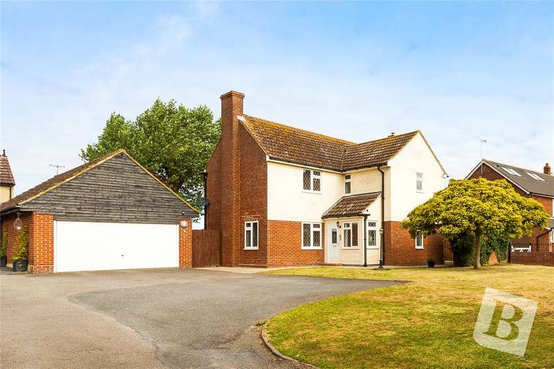 4 Bedrooms Detached House for sale in Bobbingworth Mill, Ongar, Essex, CM5