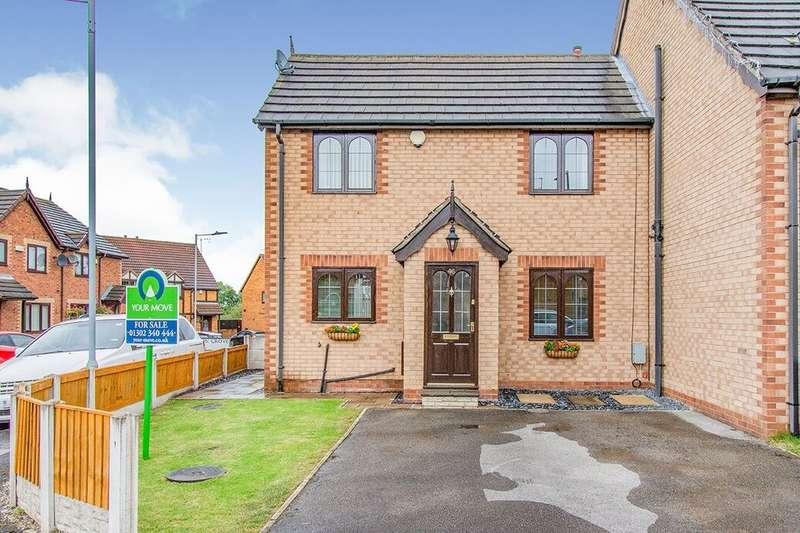 2 Bedrooms Property for sale in Kennington Grove, Edlington, DN12