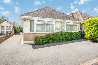 3 Bedrooms Bungalow for sale in Kinson, Bournemouth, Dorset