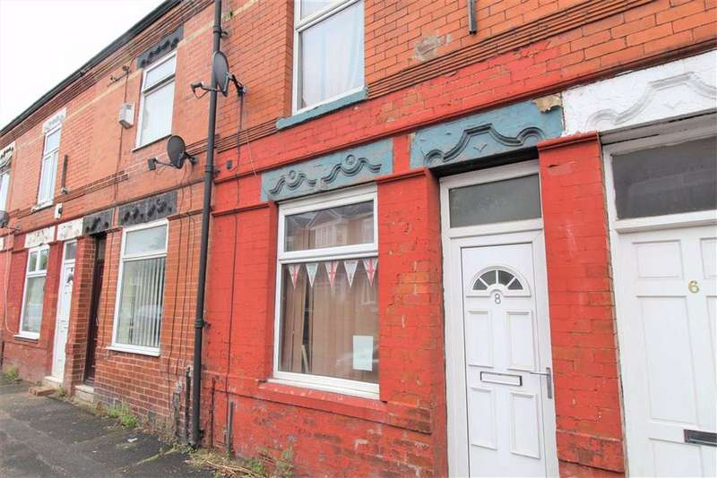 2 Bedrooms Terraced House for sale in Newdale Road, Manchester