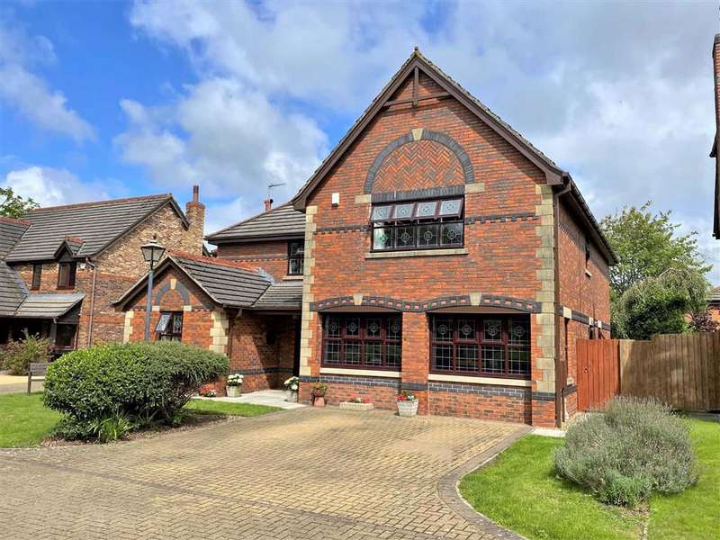 5 Bedrooms Detached House for sale in Ash Grove, Wrea Green