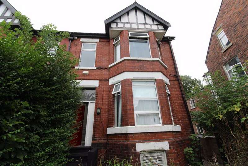 8 Bedrooms Terraced House for sale in Granville Road, Manchester
