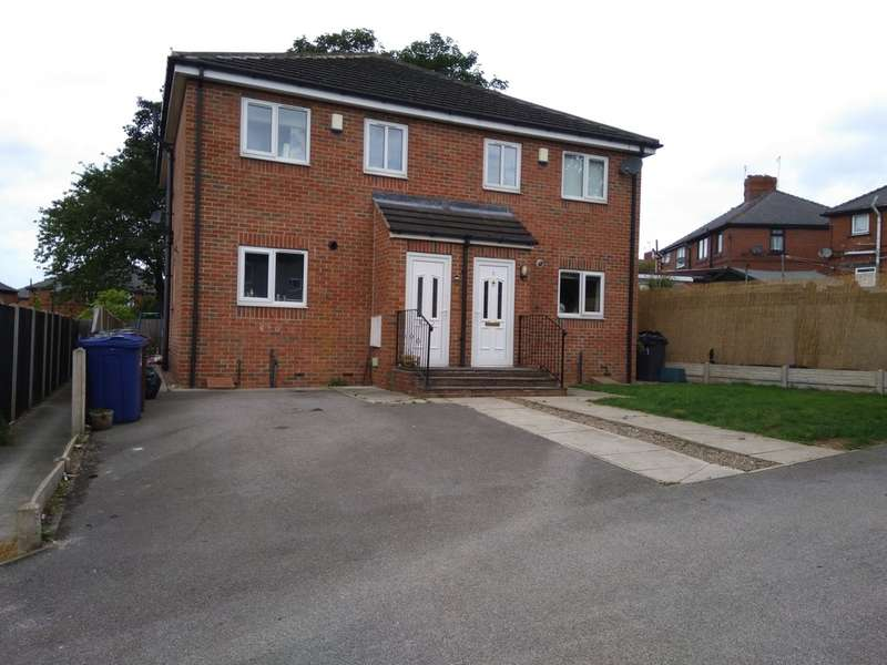 3 Bedrooms Semi Detached House for sale in Manor Court, Worsbrough