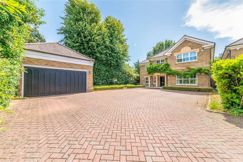 6 Bedrooms Detached House for sale in Links View Close, Stanmore, HA7