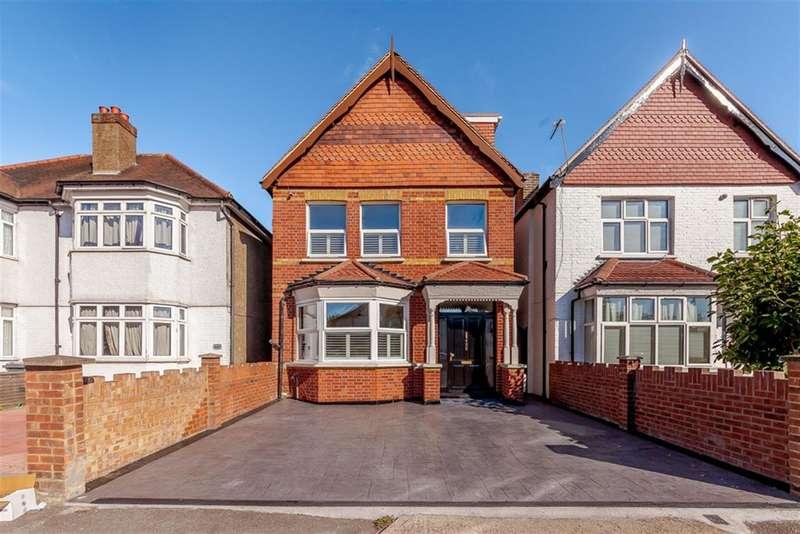 5 Bedrooms Detached House for sale in Hanworth Road, Hounslow, TW4
