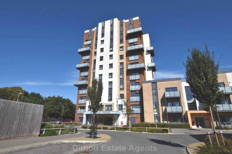 2 Bedrooms Flat for sale in Blanchard Avenue, Rowner