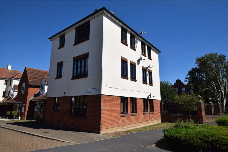 2 Bedrooms Apartment Flat for sale in Dawberry Place, South Woodham Ferrers, Chelmsford, Essex, CM3