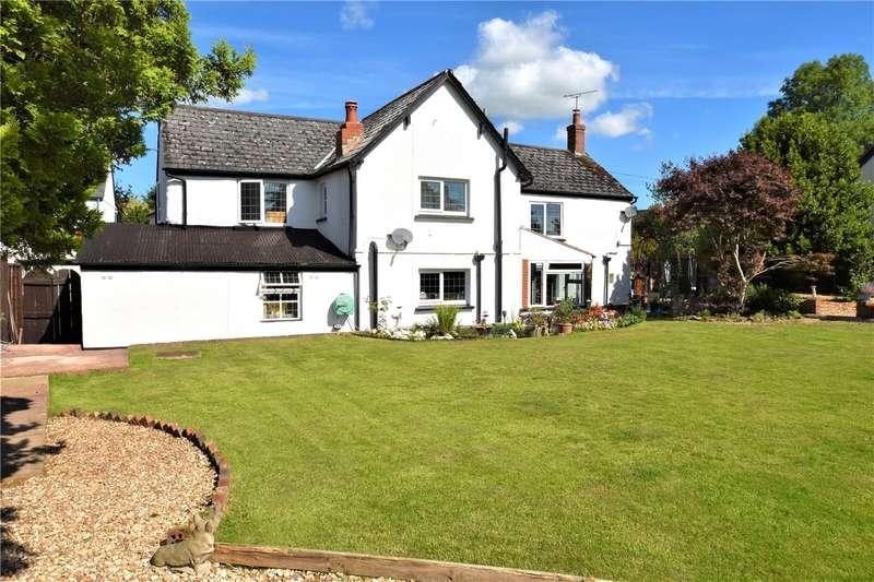 4 Bedrooms Detached House for sale in Uplowman, Tiverton, Devon, EX16