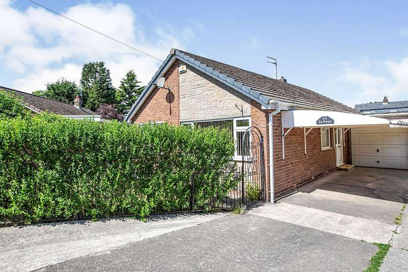 3 Bedrooms Detached Bungalow for sale in Alder Drive, Hoghton, Preston, PR5