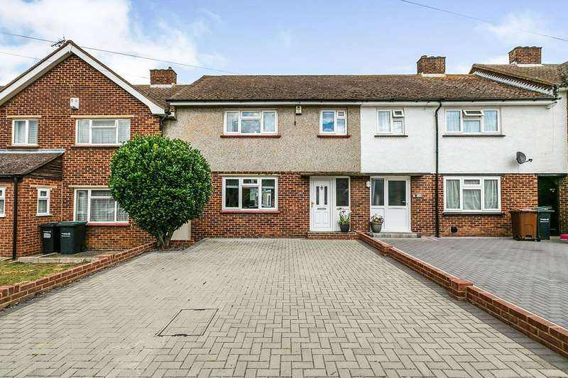 3 Bedrooms House for sale in Rembrandt Drive, Northfleet, Gravesend, Kent, DA11