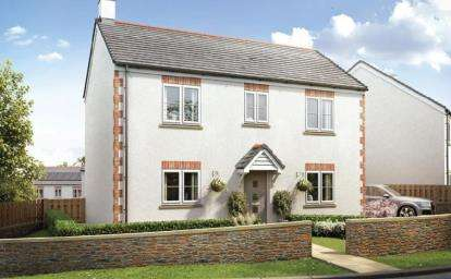 3 Bedrooms Detached House for sale in Tintagel, Cornwall