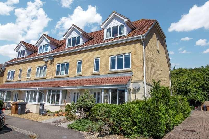 1 Bedroom Flat for sale in Hibiscus Crescent, Andover, SP10