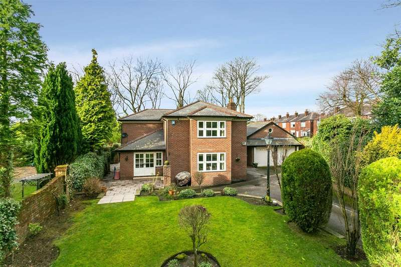 4 Bedrooms Detached House for sale in Stand Lane, Radcliffe, Manchester