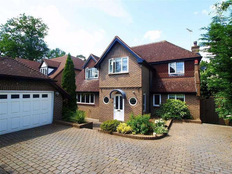 5 Bedrooms House for sale in Hanyards Lane, Cuffley, Hertfordshire