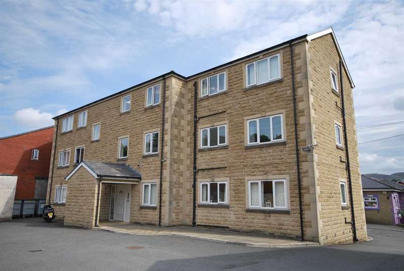 2 Bedrooms Apartment Flat for sale in Damar Court, Square Street, Ramsbottom