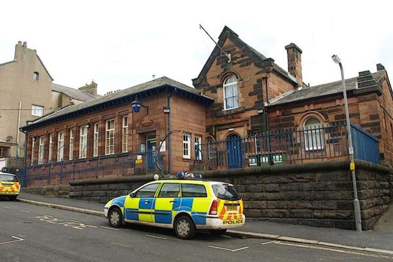 13 Bedrooms Land Commercial for sale in Former Police Station - Approved Outline Planning For 10 x Units - Eaglesfield Street, Maryport