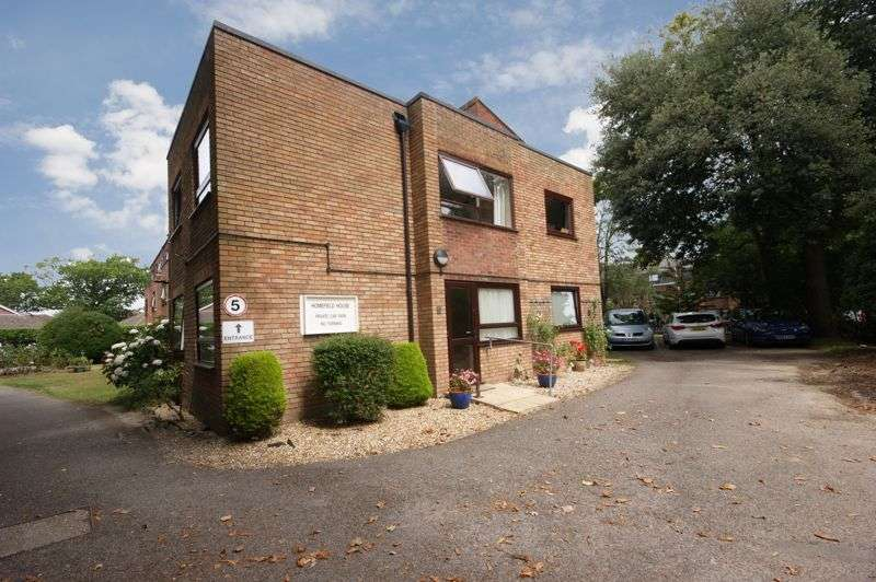 1 Bedroom Property for sale in Homefield House, New Milton, BH25 6NP