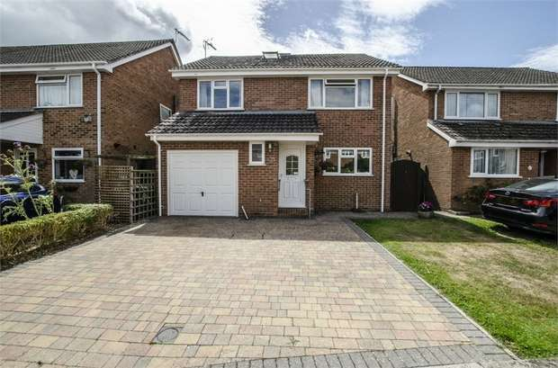 5 Bedrooms Detached House for sale in Carrol Close, Fair Oak, EASTLEIGH, Hampshire
