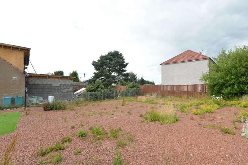 Land Commercial for sale in Hawthorn Street, Wishaw, North Lanarkshire, ML2 8HU