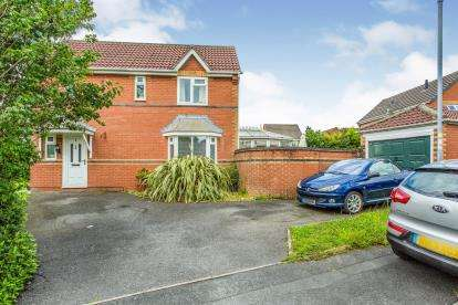 3 Bedrooms Detached House for sale in Bramford Close, Westhoughton, Bolton, Greater Manchester, BL5