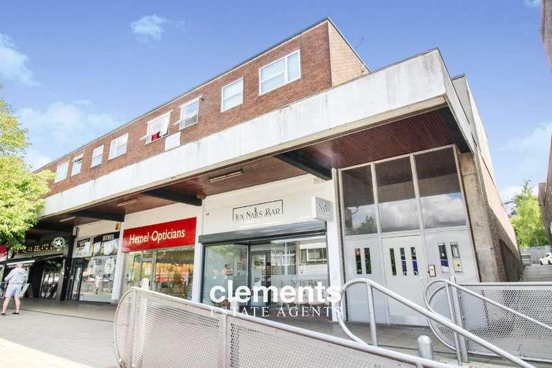 2 Bedrooms Flat for sale in Town Centre, Hemel Hempstead