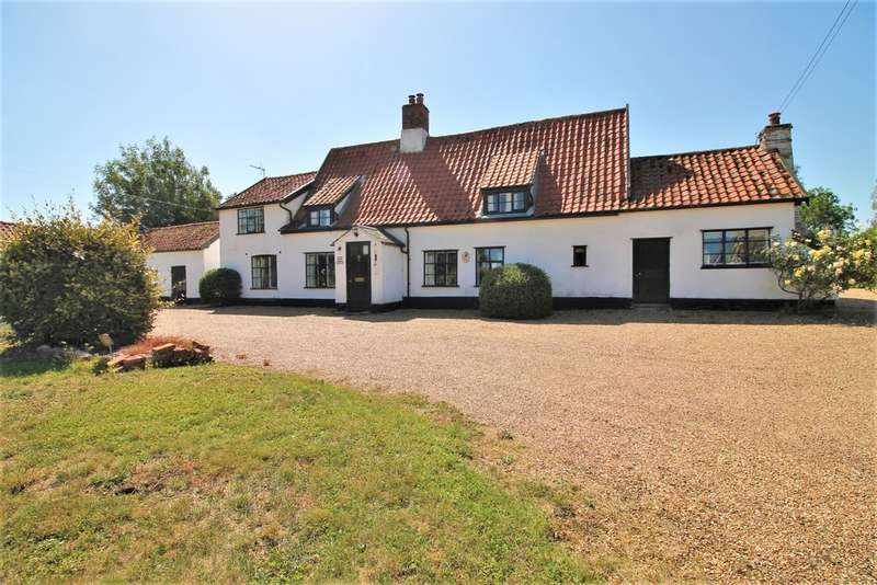 4 Bedrooms Detached House for sale in Short Green, Winfarthing, Diss