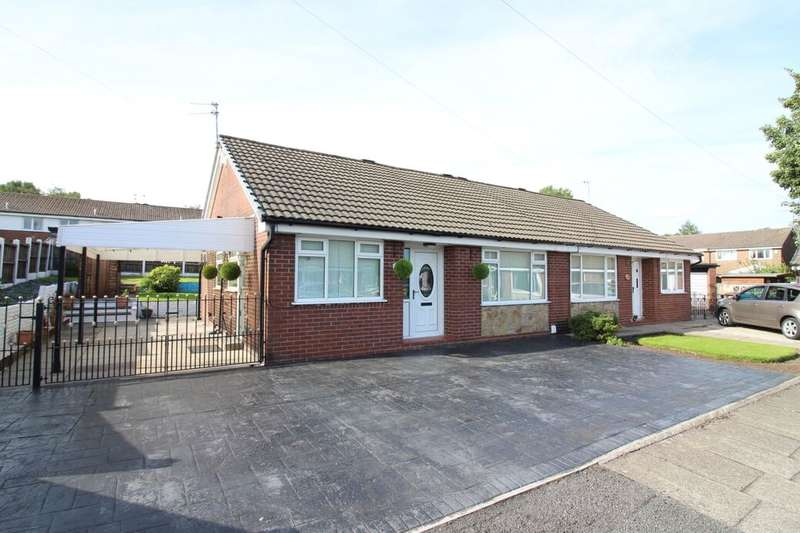 2 Bedrooms Bungalow for sale in Lowton Street, Radcliffe, Manchester, M26
