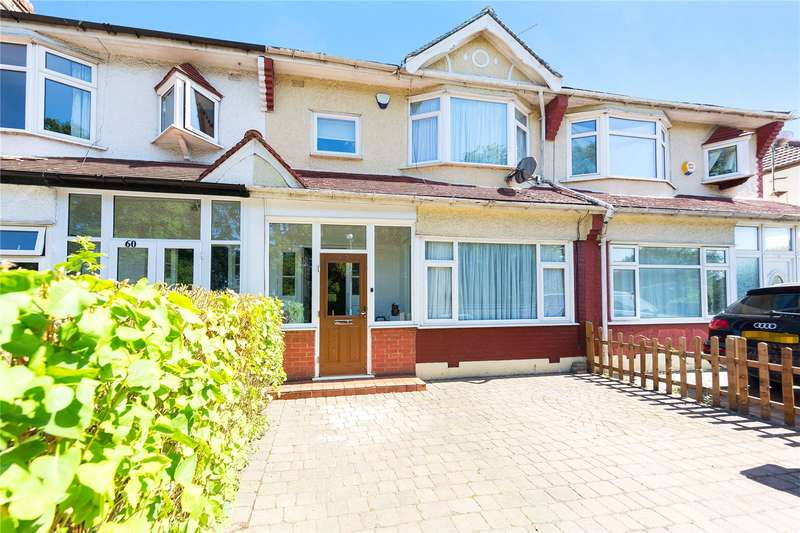 3 Bedrooms Terraced House for sale in Roding Road, Loughton, Essex, IG10