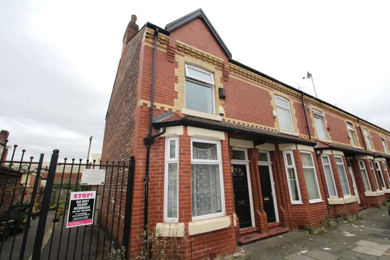 3 Bedrooms House for sale in Welford Street, Salford, M6