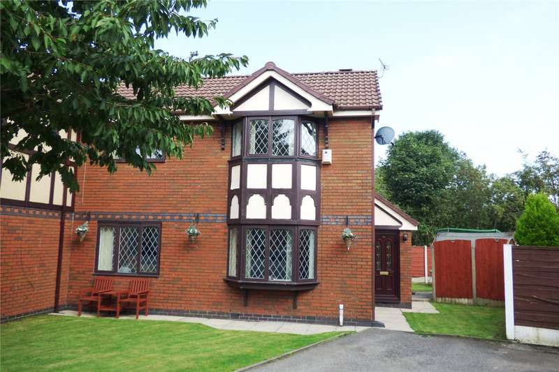 3 Bedrooms Semi Detached House for sale in St Dominics Way, Alkrington, Middleton, Manchester, M24