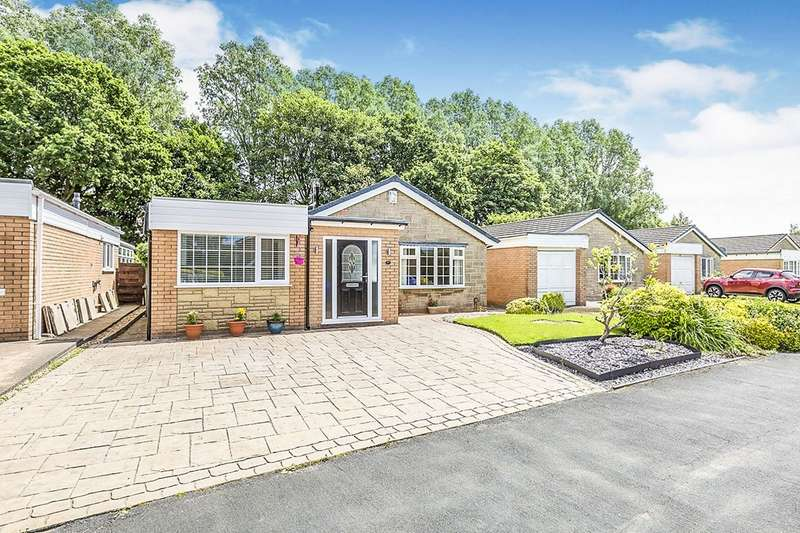 2 Bedrooms Detached Bungalow for sale in Long Croft Meadow, Chorley, Lancashire, PR7