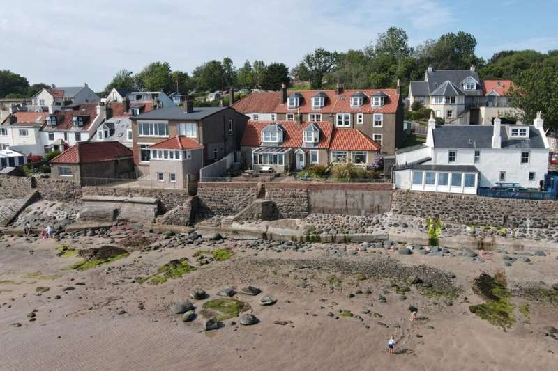3 Bedrooms Detached House for sale in Main Street, Lower Largo, Leven, KY8