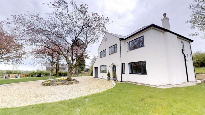 4 Bedrooms Detached House for sale in Bury & Rochdale Old Road, Birtle, Bury