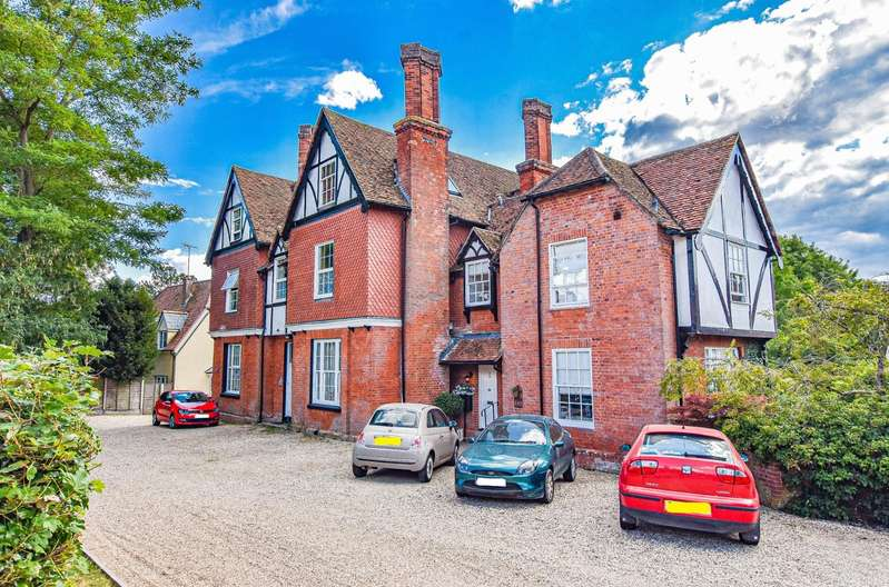 1 Bedroom Apartment Flat for sale in Vicarage Road, Finchingfield, Braintree