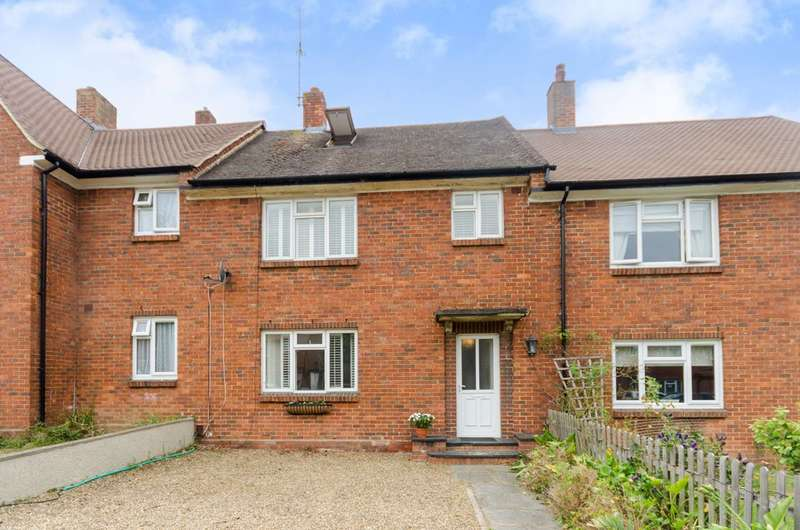 4 Bedrooms Terraced House for sale in Hurstcourt Road, Sutton Common, SM1