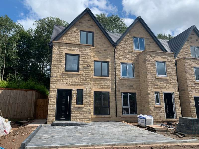 5 Bedrooms Semi Detached House for sale in NEW - CANAL VIEW, Egmont St, , Mossley, OL5 9PY