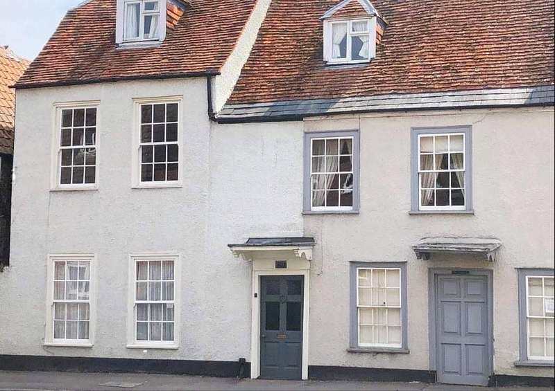 4 Bedrooms Semi Detached House for sale in High Street, Market Lavington, Wiltshire, SN10