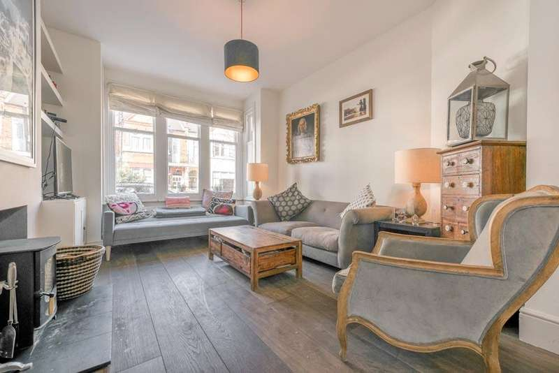 5 Bedrooms Terraced House for sale in Clifford Gardens, London, NW10