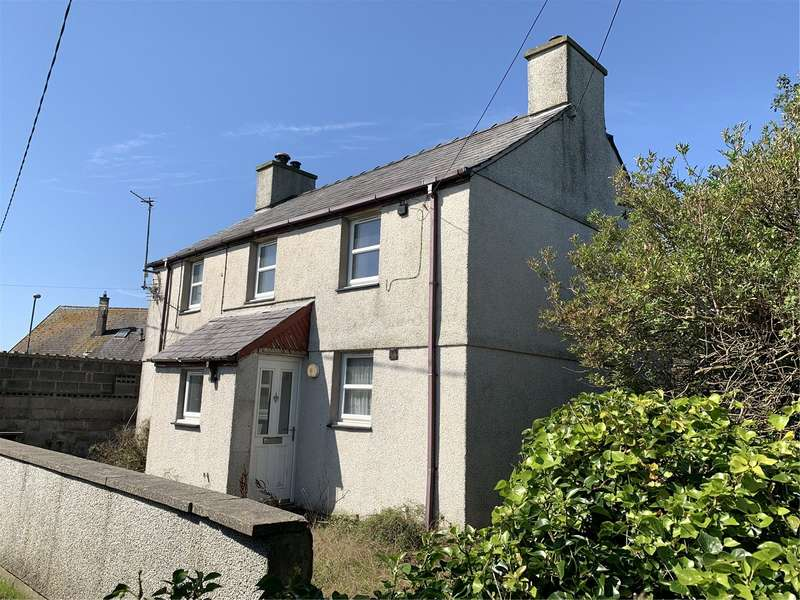 2 Bedrooms Detached House for sale in Aberffraw, Ty Croes, Anglesey, LL63