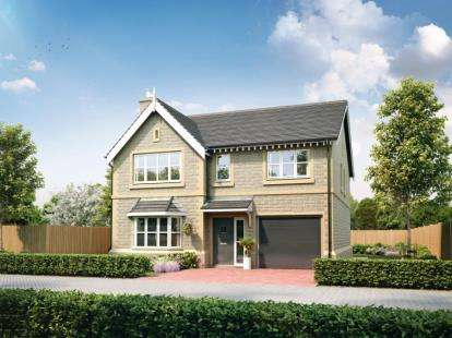 4 Bedrooms Detached House for sale in Rosewood Manor, Durton Lane, Preston, PR3