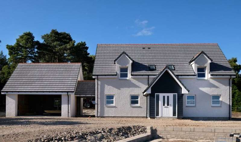 4 Bedrooms Detached House for sale in Parkview, Archiestown, Craigellachie, Aberlour, Moray, AB38