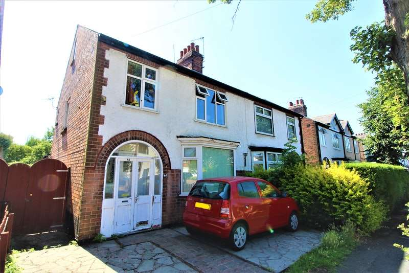 4 Bedrooms Semi Detached House for sale in South Road, West Bridgford, Nottingham, Nottinghamshire, NG2