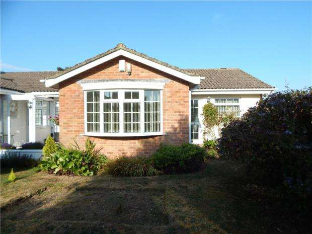 2 Bedrooms Semi Detached Bungalow for sale in Silverdale, Barton On Sea, New Milton