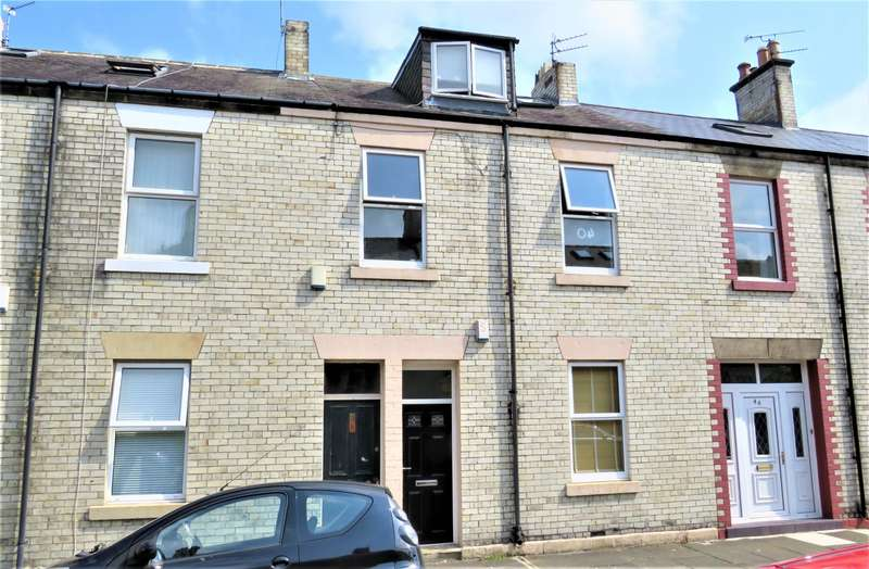 5 Bedrooms Flat for sale in Bowsden Terrace, Gosforth