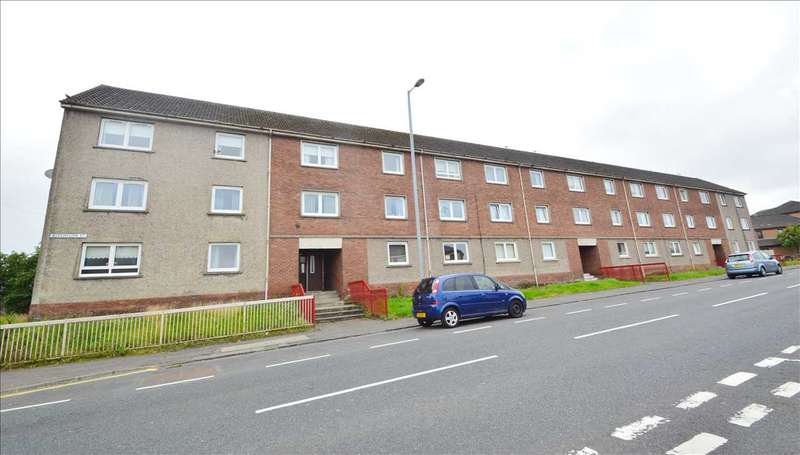 3 Bedrooms Apartment Flat for sale in Aitchison Street, Airdrie