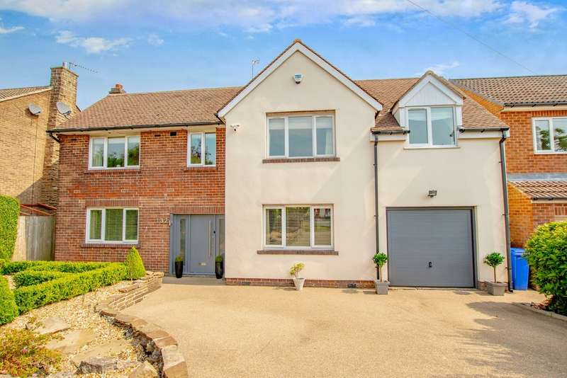 5 Bedrooms Detached House for sale in Causeway Head Road