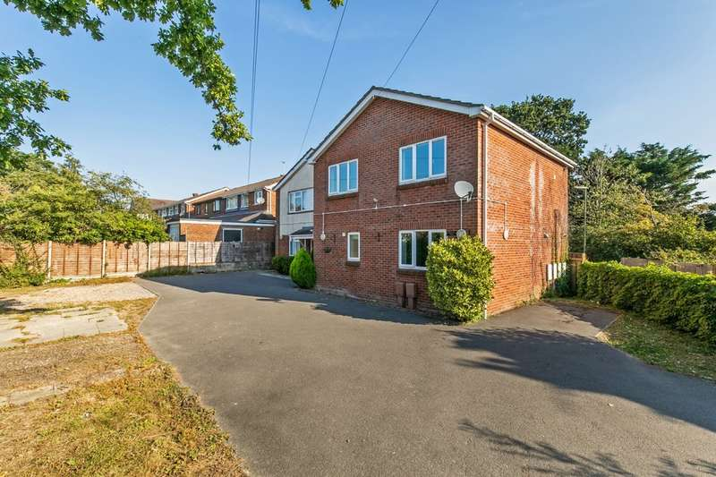 2 Bedrooms Flat for sale in Newtown Court, Winchester Road, Bishops Waltham, Southampton, SO32