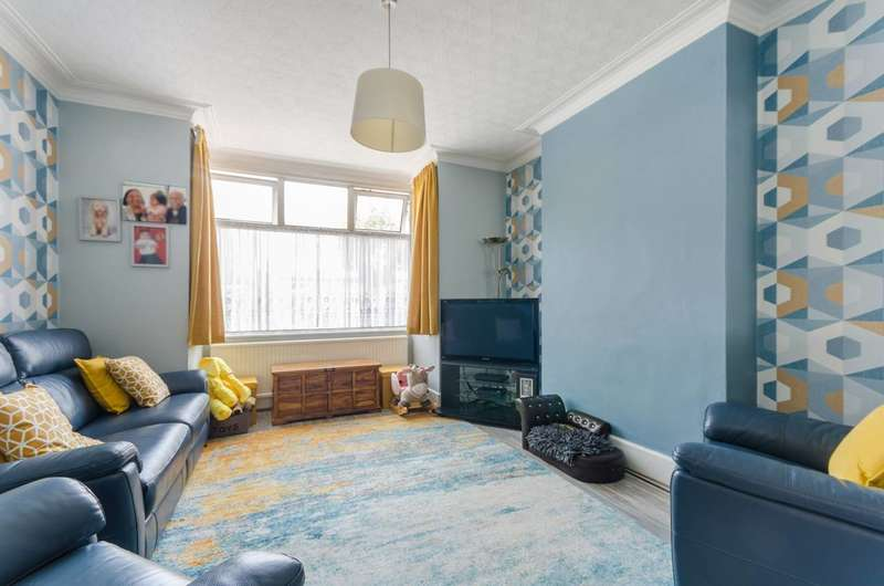 4 Bedrooms House for sale in Chartham Road, South Norwood, SE25